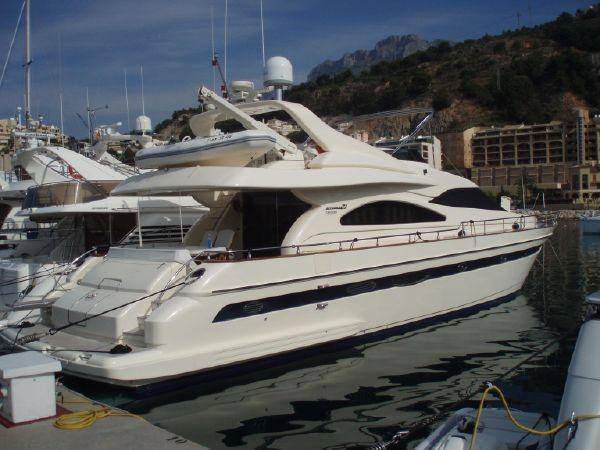 Astondoa 72 GLX Milenium – 2000 completo