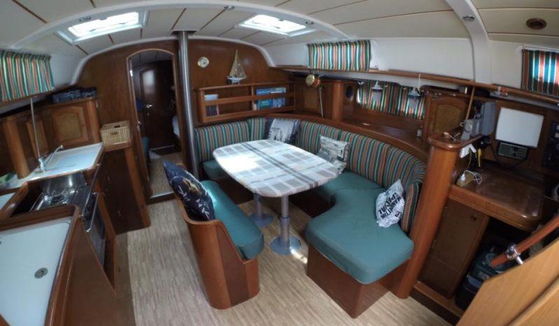 Beneteau Oceanis Clipper 411 – 1998 completo