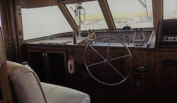 Hatteras 70 – 1985 completo
