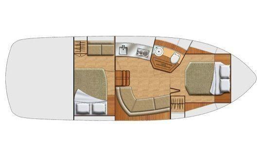 Atlantis 35 Cabrio – 2007 completo