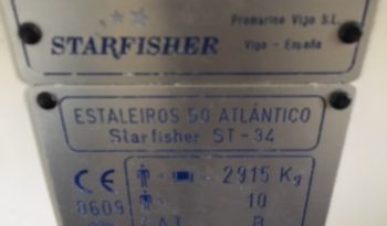 Starfisher 34 Cruiser – 2004 completo