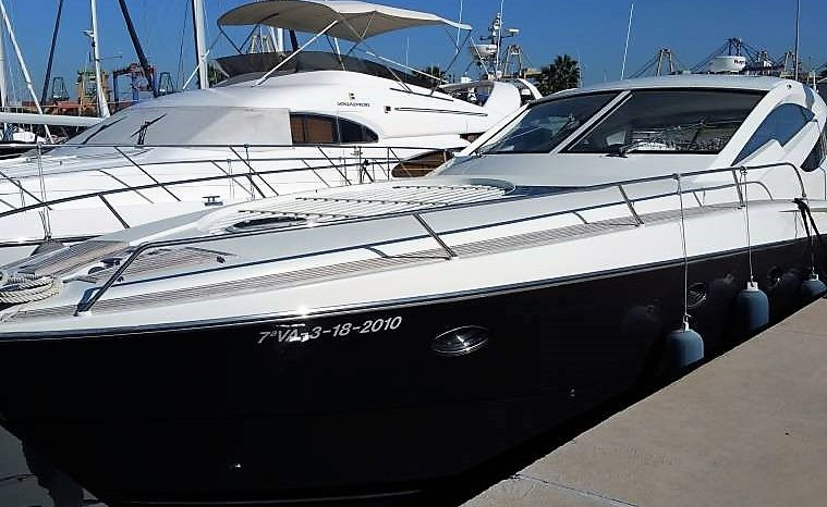 Numarine 55 HT – 2010 completo