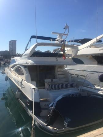 Sunseeker Manhattan 64 – 1999 completo
