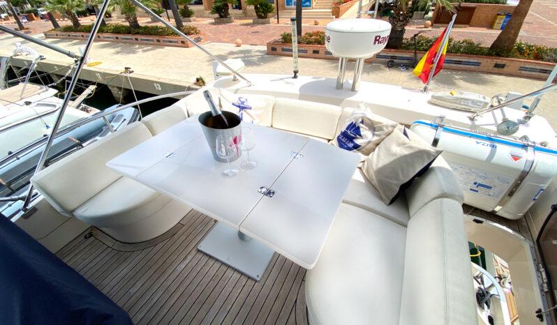 Rodman 44 – Charter completo