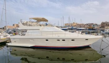 Ferretti Yachts 52s FLY (1992) completo